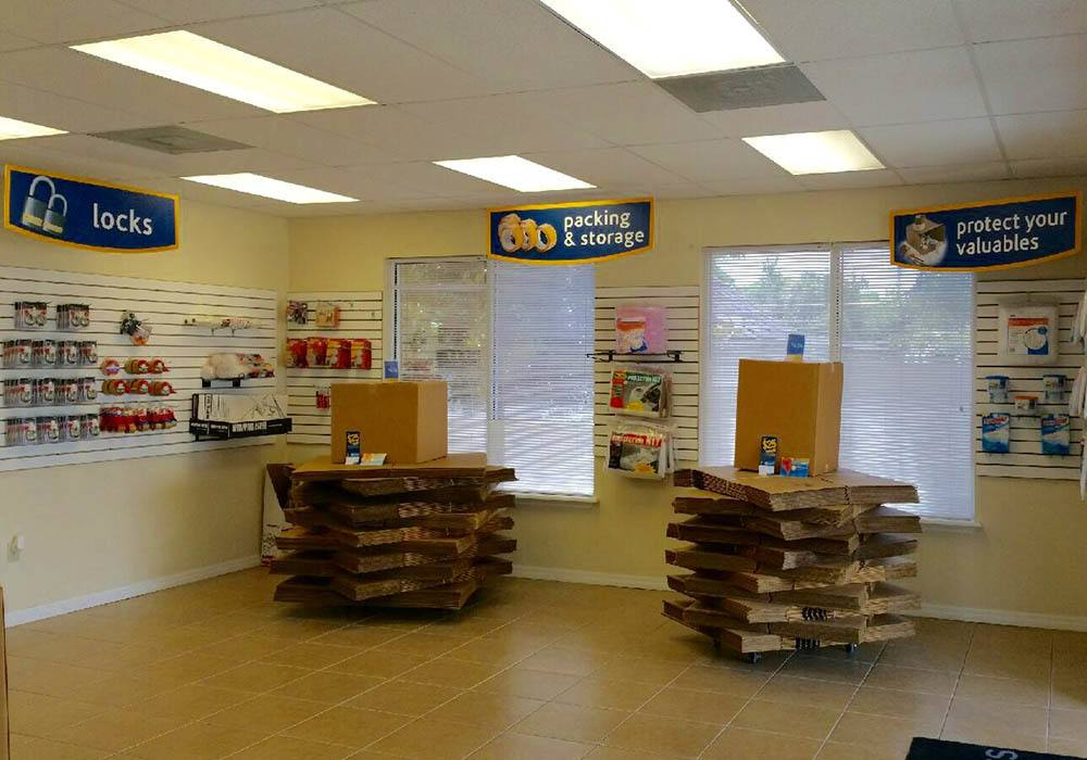 Packing And Moving Supplies at Compass Self Storage in Orlando, FL
