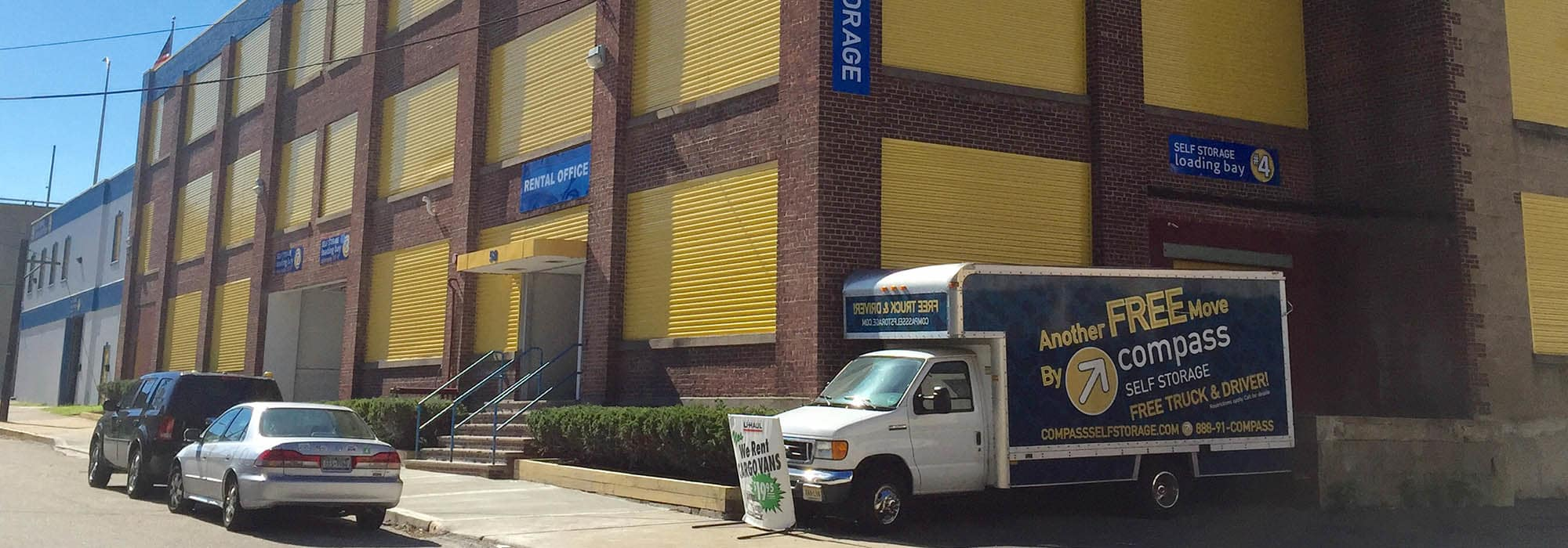 Bon Self Storage In Bloomfield NJ