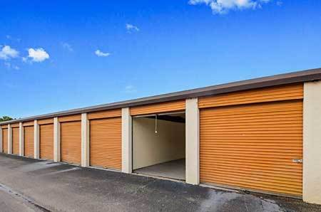 StorQuest Self Storage offers climate-controlled storage units.