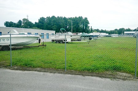 RV and Boat Storage at StorQuest Self Storage in Panama City, FL