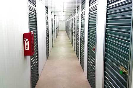 Fabulous interior units at StorQuest Self Storage