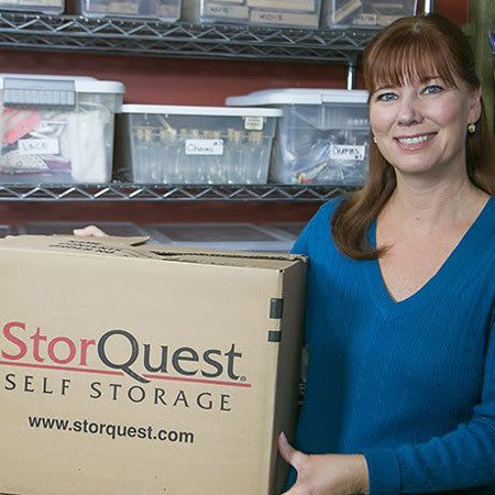 Commercial storage in Orlando with friendly professional staff