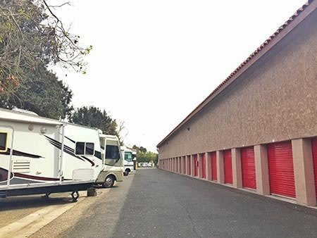 Sizes and prices of Camarillo self storage units