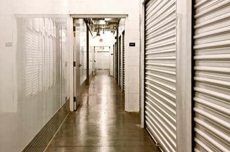 Glendale exterior units at StorQuest Self Storage
