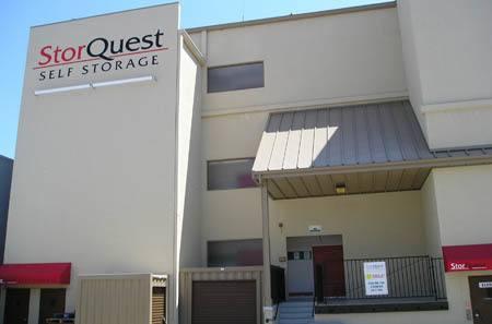 Self storage unit security in Los Angeles