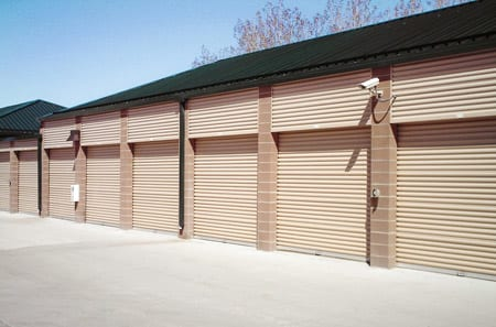 Large Outdoor Units at StorQuest Self Storage in Parker, CO