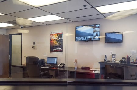 Office at StorQuest Self Storage in Torrance, CA