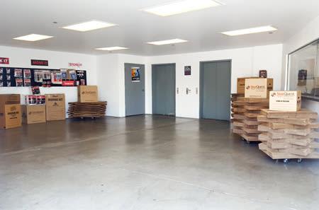 Storage Supplies at StorQuest Self Storage in Torrance, CA