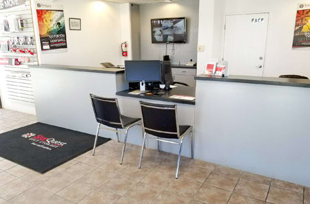 Leasing Office At StorQuest Self Storage In La Quinta, CA