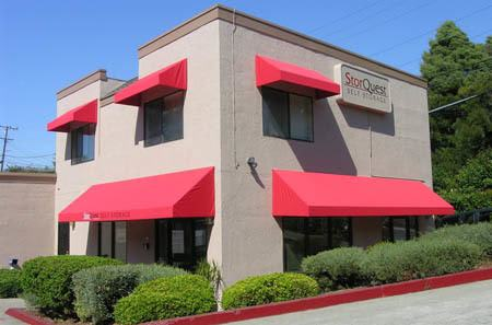 Merveilleux Self Storage Facility In Vallejo