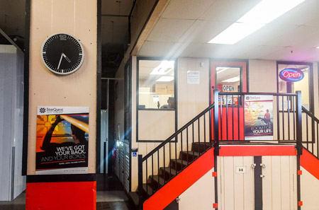 Leasing Office at StorQuest Self Storage in Honolulu