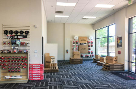 Packing supplies are available at StorQuest Self Storage in Thousand Oaks