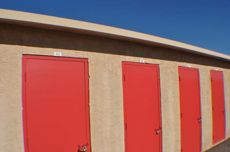 Phoenix self storage lockers at StorQuest Self Storage