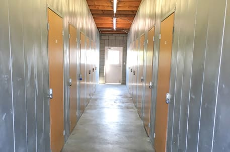 Interior Storage Units At Storquest Self In Temecula