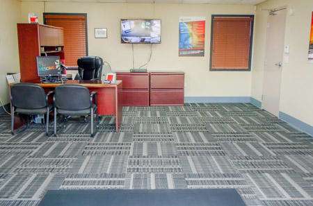 Office at StorQuest RV & Boat Storage in Littleton, Colorado