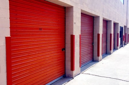 Westlake Village self storage lockers