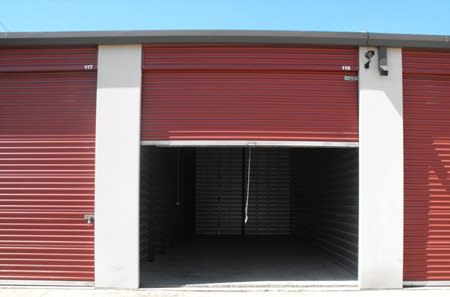 Sizes and prices of Dallas self storage units