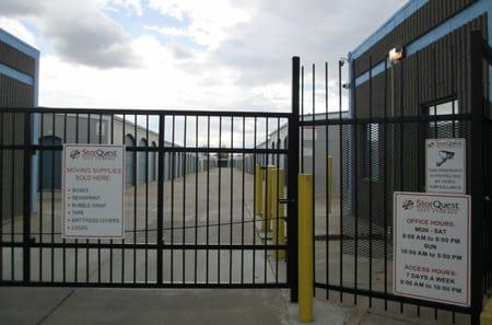 We offer secure, clean, affordable storage in Lafayette at StorQuest Self Storage.