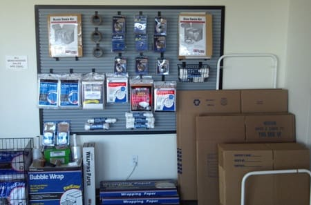 Self Storage Merchandise in Aurora