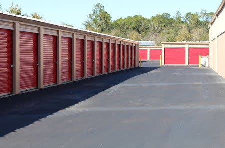 Gainesville self storage units