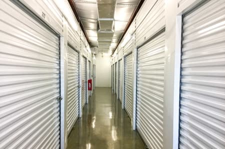 Clean interior units at StorQuest Self Storage in Friendswood, TX