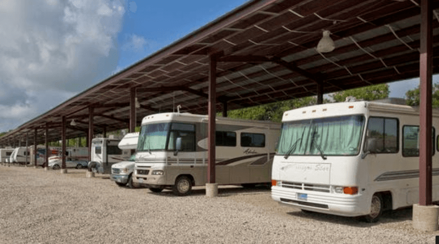We offer boat & RV storage and more at StorQuest Self Storage in Sugar Land