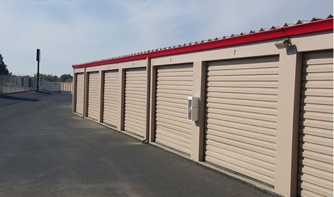 StorQuest Self Storage has lockers available