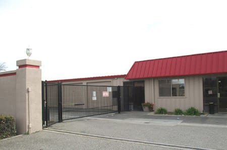 Modesto self storage units at StorQuest Self Storage
