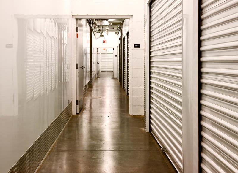 Sizes and prices of Ceres self storage units