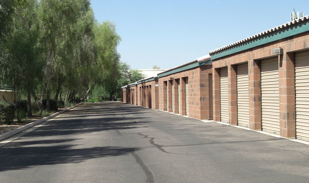Storage Units at StorQuest Self Storage