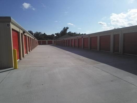 Alternate exterior view of self storage units at StorQuest Self Storage