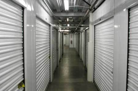 Interior Units at StorQuest Self Storage