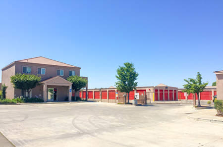 Front Entrance at StorQuest Self Storage in Stockton, CA