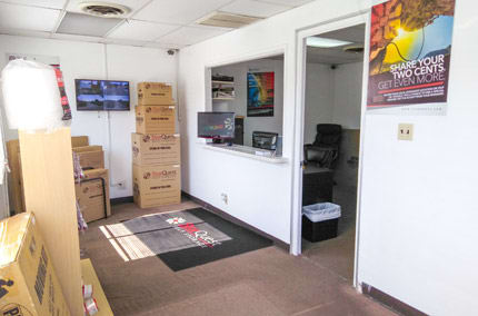 Merchandise At Our Lakewood Self Storage Facility