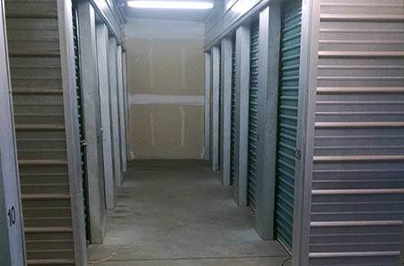 Sizes and prices of Tucson self storage units