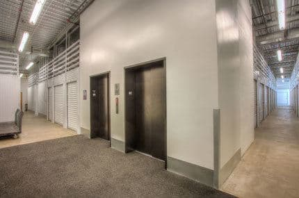 Service elevators StorQuest Self Storage in Denver, CO