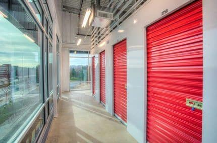The aisles at StorQuest Self Storage are always clean and free of debris so moving items in and out of your storage unit is a snap.