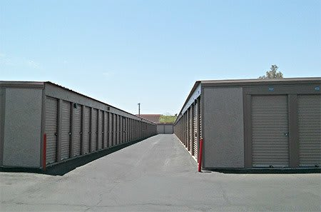 Storage options at StorQuest Self Storage