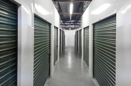Clean and bright self storage facility in Golden, CO