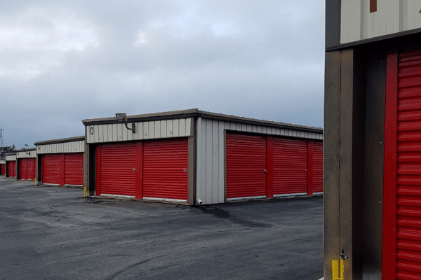 Outdoor Storage Units at StorQuest Self Storage