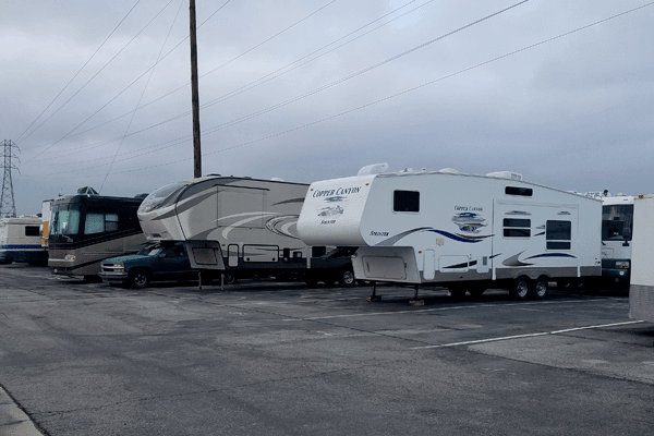 RV Storage at StorQuest Self Storage