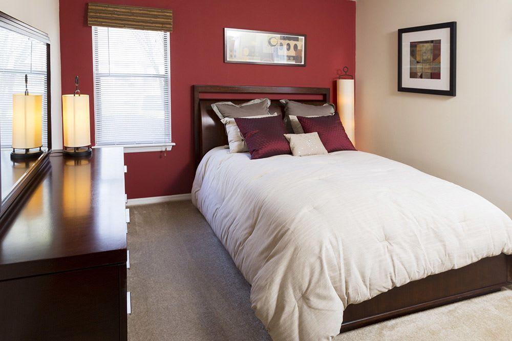 Spacious Bedroom at Jasmine Woodlands in Smyrna, Georgia