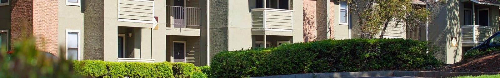 View of Atlanta, Georgia from Jasmine Woodlands luxury apartments