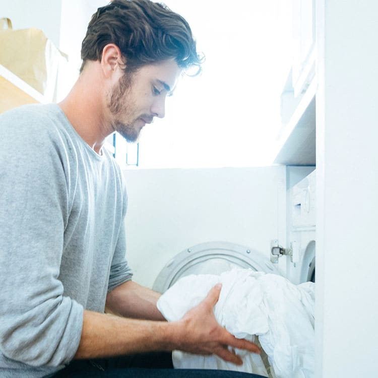 The Passage Apartments offers full size washers and dryers in their apartment homes.