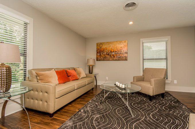 Atlanta apartments offering a variety of floor plans