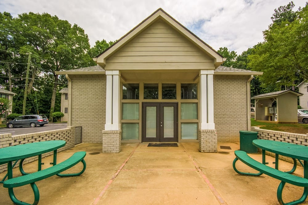 Dunwoody Apartment Homes Activity Center Building