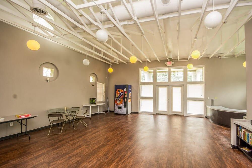 Dunwoody Apartment Homes Activity Center Interior