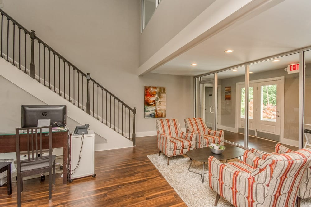 Dunwoody Apartment Homes Office Interior