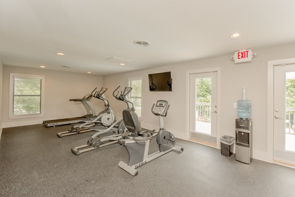 Dunwoody Apartment Homes Workout Room