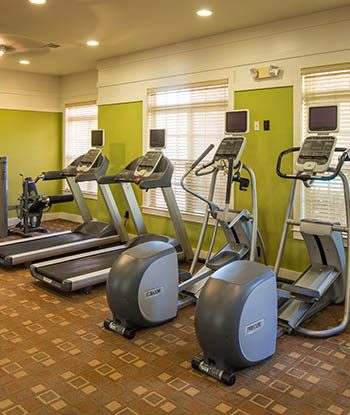 Community amenities at The Preserve at Greison Trail